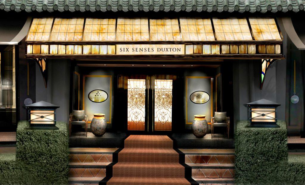 Six Senses, Singapur: Maxwell otevírá v dubnu