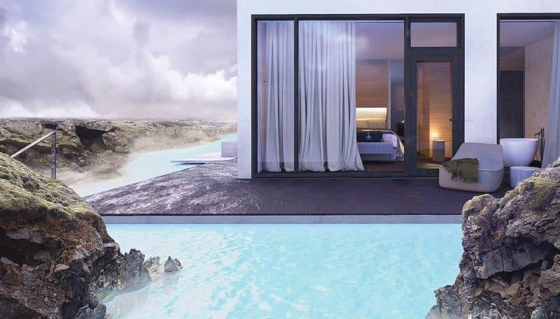 Retreat Blue Lagoon, Island: kousek Modré laguny jen pro sebe