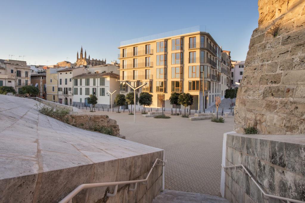 Es Princep, Palma: nový rodinný butikový hotel v historickém centru