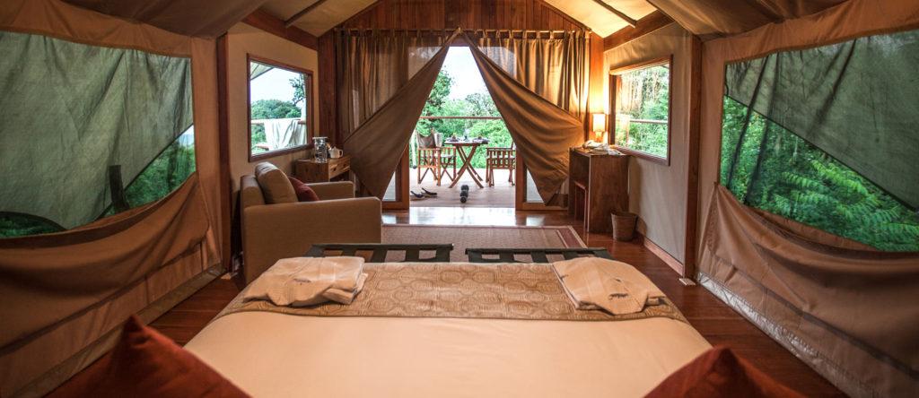 Galapagos Safari Camp, stany jsou pro dva