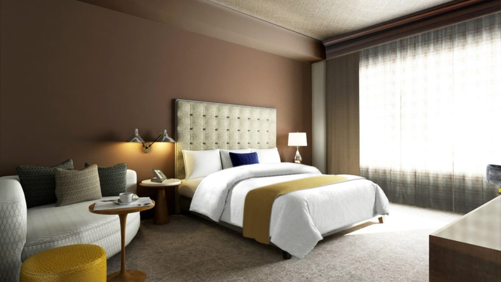 The Jossie, Rossland, Britská Kolumbie: nový butikový hotel v Kanadě po deseti letech