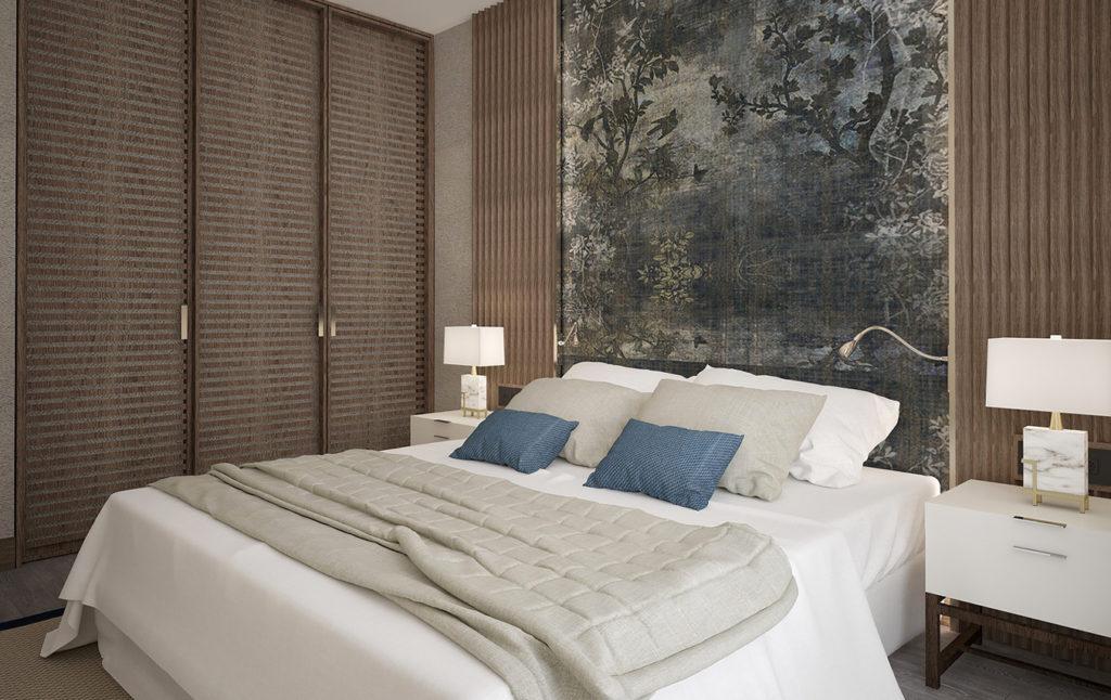 Ānanti Resort, Černá Hora: interiér apartmánu