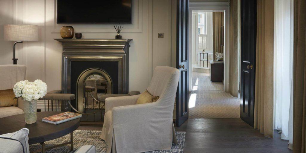The Principal, Londýn: důstojné interiéry
