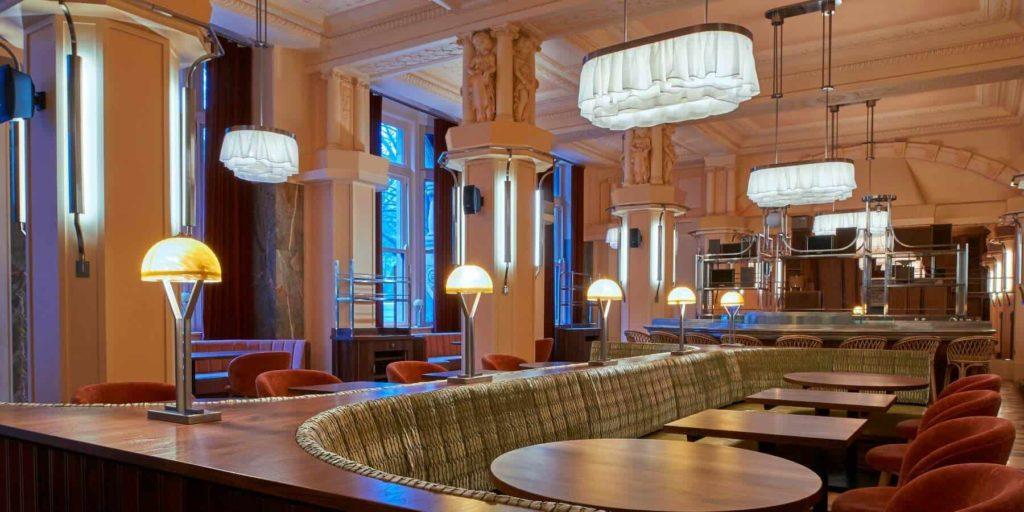 The Principal, Londýn: gurmánská restaurace Neptune