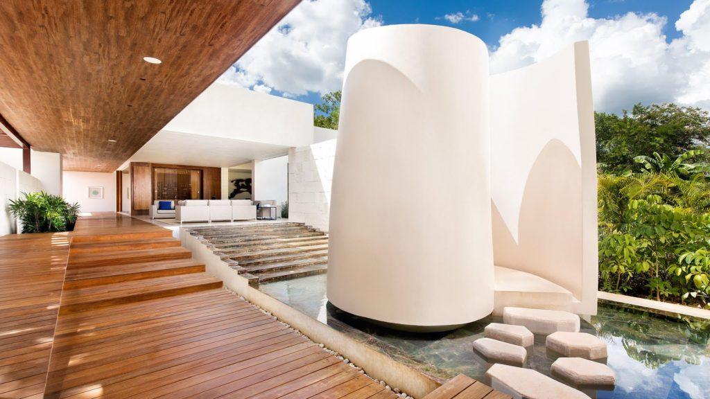 Chablé, Yucatán: kromě běžných proceduur nabídne spa i mayský obřad