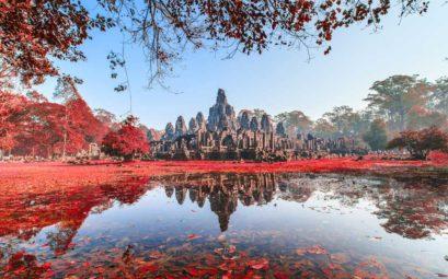 Bayon chrám