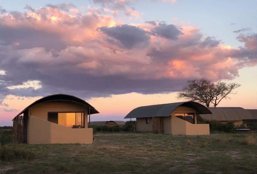 Serondela Lodge, Namibie