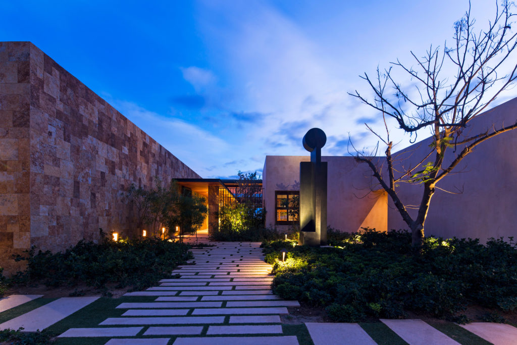 Ritz-Carlton, West Enclave, Mexiko: rezidence