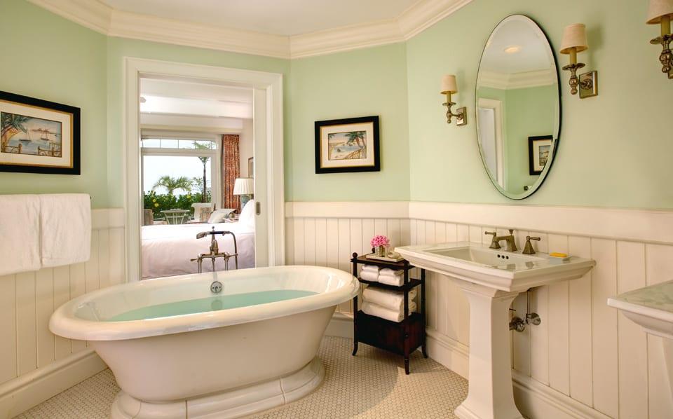 Rosewood Bermuda, koupelna