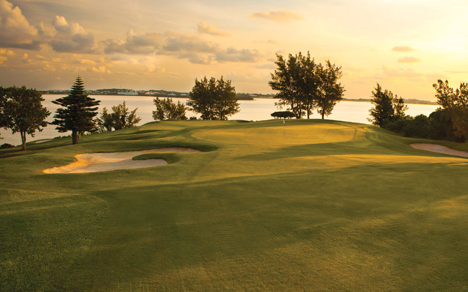 Rosewood Bermuda, golf
