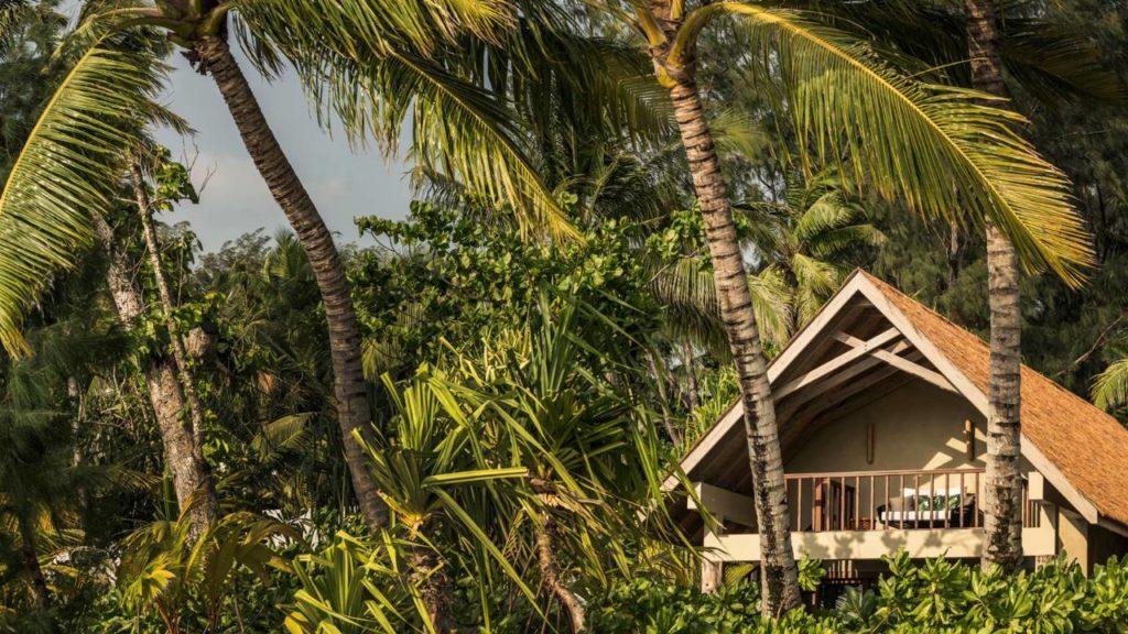 Four Seasons Desroches Island, Seychely