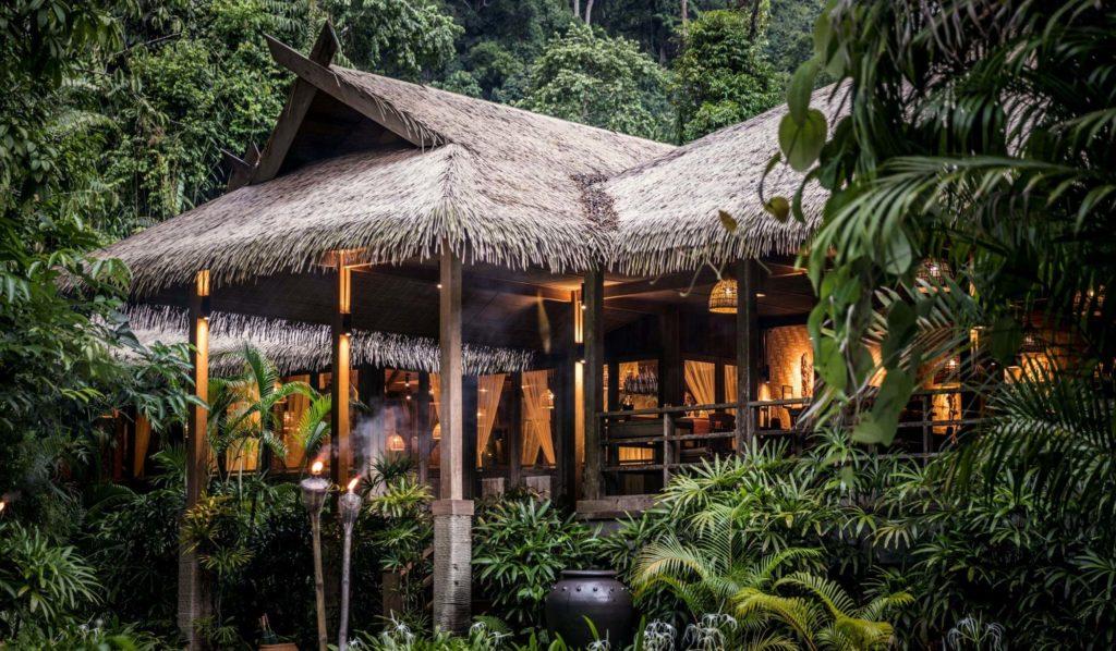 Datai Langkawi, Malajsie: vila