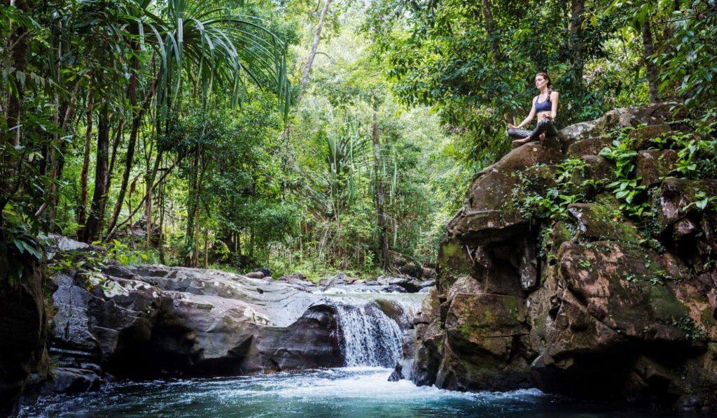 Datai Langkawi, Malajsie: prima místo k meditaci
