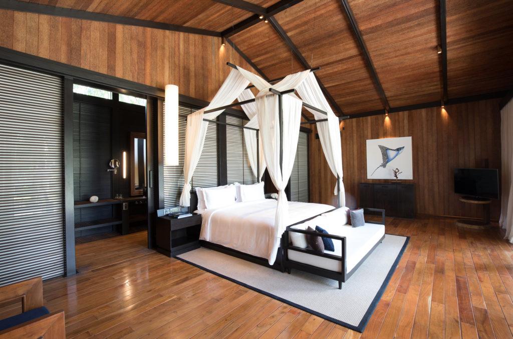 Taj Exotica, Andamanské ostrovy: interiéry