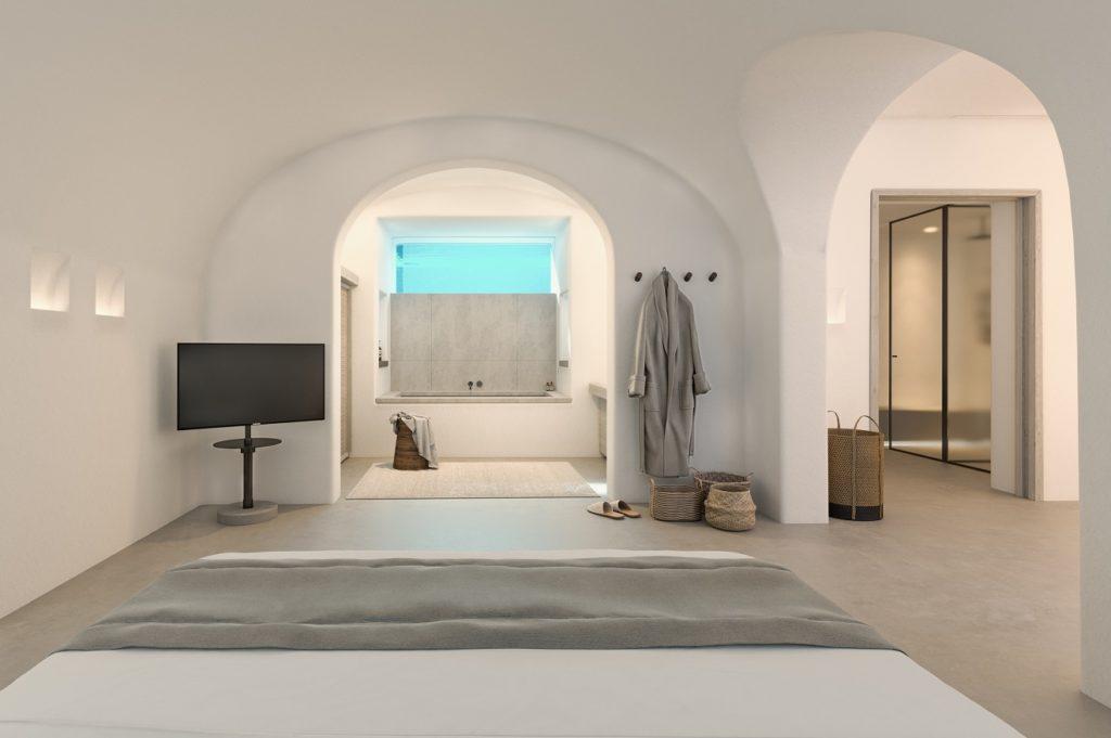 Canaves Oia Epitome, Santorini: