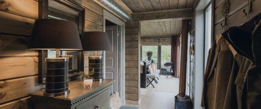 Wolf Lodge, Norsko: ideální počet hostů je 6