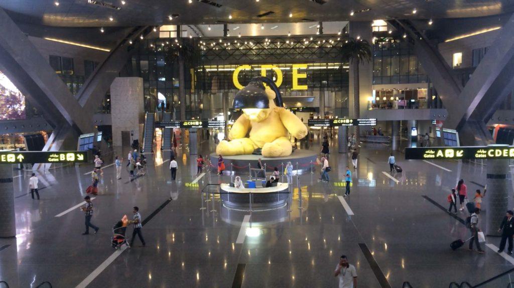 Hamad International Airport, Dauhá