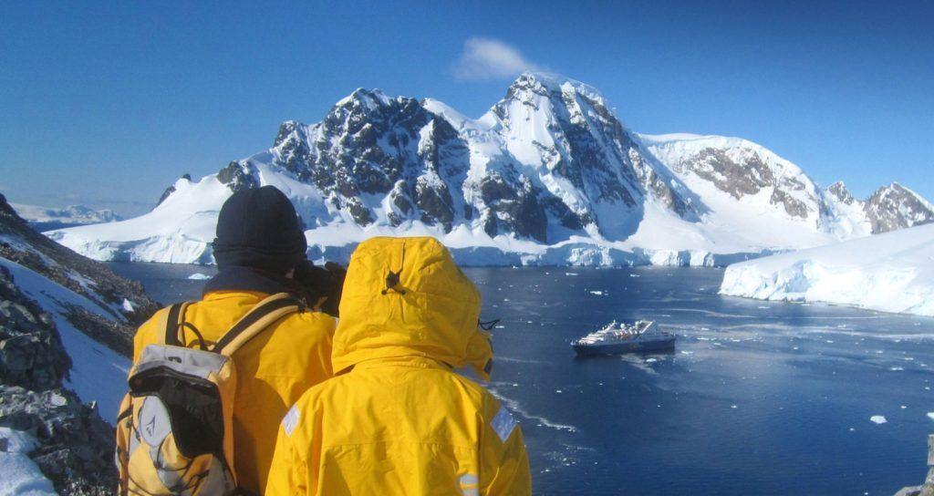 Cesta tam a zpátky k severnímu pólu za tři dny