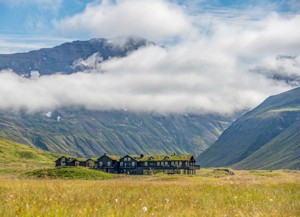 Deplar Farm, Olafsfjordur