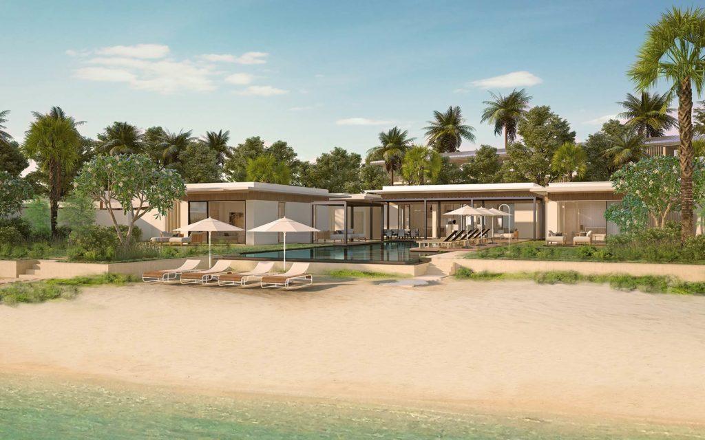 Silversands, Grenada: plážová rezidence, exteriér