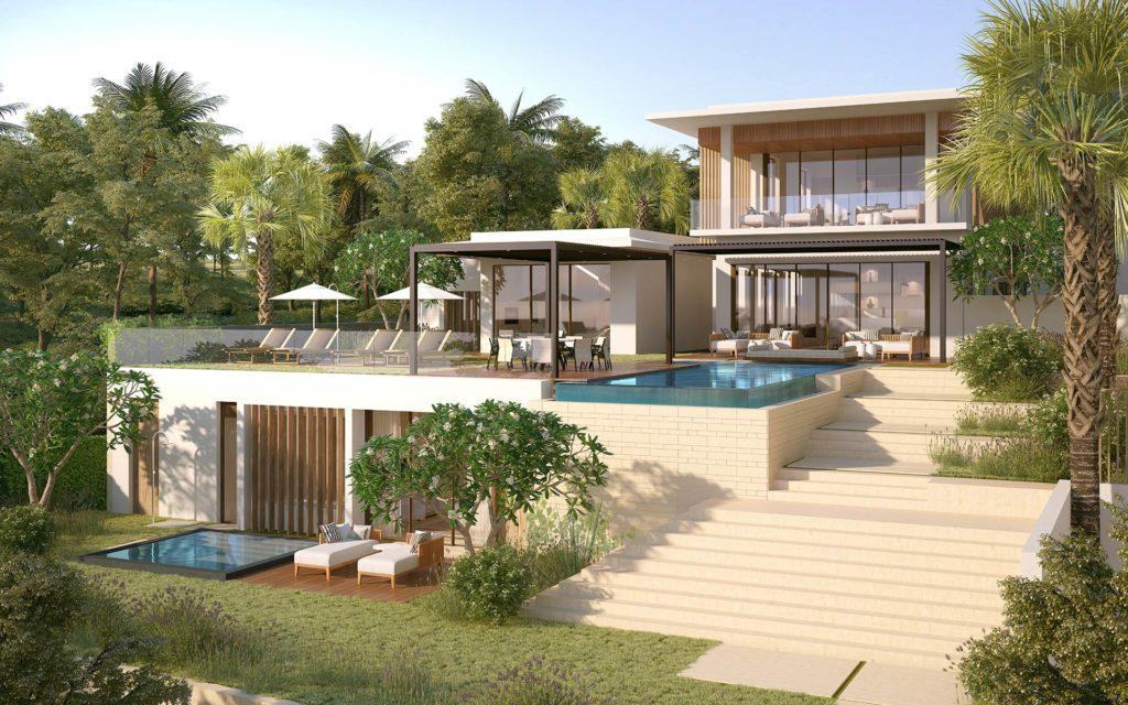 Silversands, Grenada: rezidence v kopci