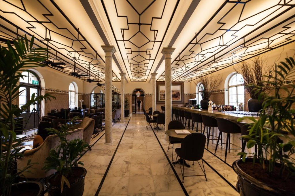 Drisco, Tel Aviv: restaurace Zada