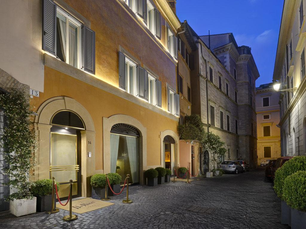 Hotel De' Riccci, Řím