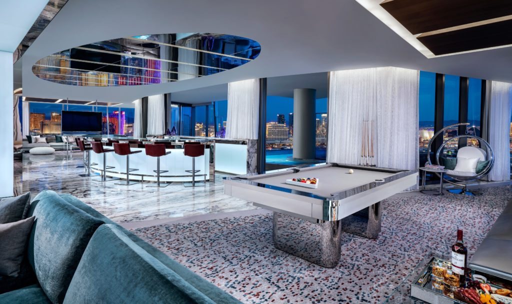 Sky Villa 31, Palms Casino Resort, Las Vegas,