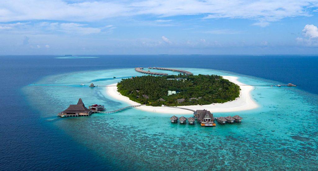 Anantara Kihavah, Maledivy