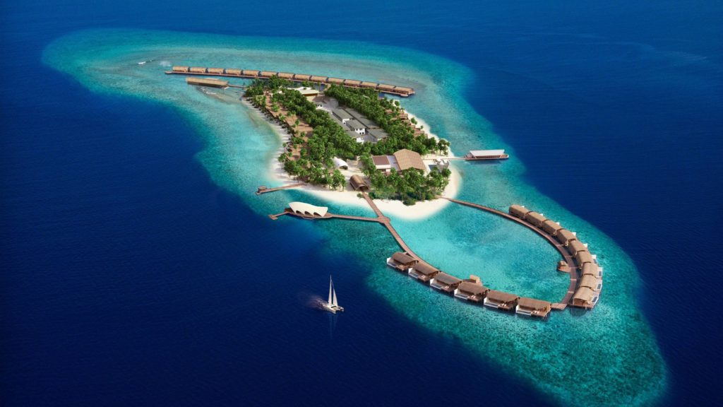 Westin Miriandhoo, Maledivy