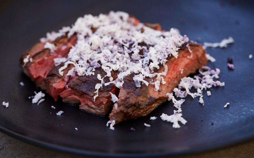 St. Leonards, Londýn, steak s morkem