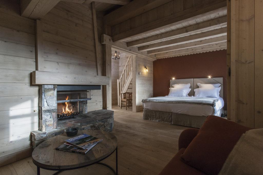 Le Cerf Amoureux, Savojské Alpy