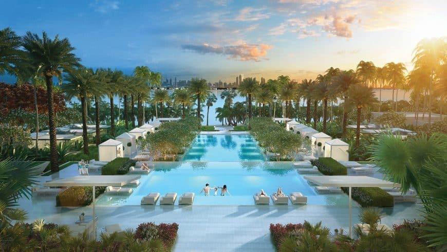 Royal Atlantis, Dubaj: ale i jinak bude bazénů pro všechny dost
