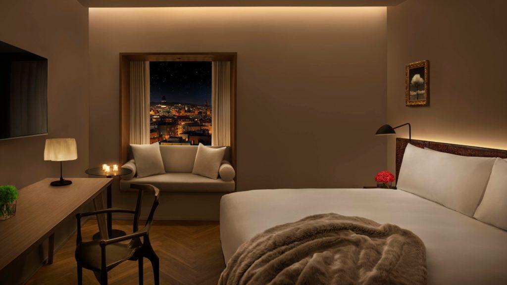 Edition, Barcelona: pokoj s výhledem