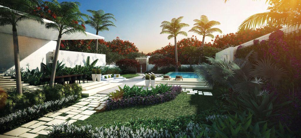 Royal Atlantis, Dubaj: některé z rezidencí budou mít vlastní zahradu