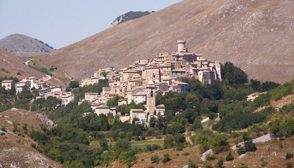 Santo Stefano di Sessanio, Abruzzo