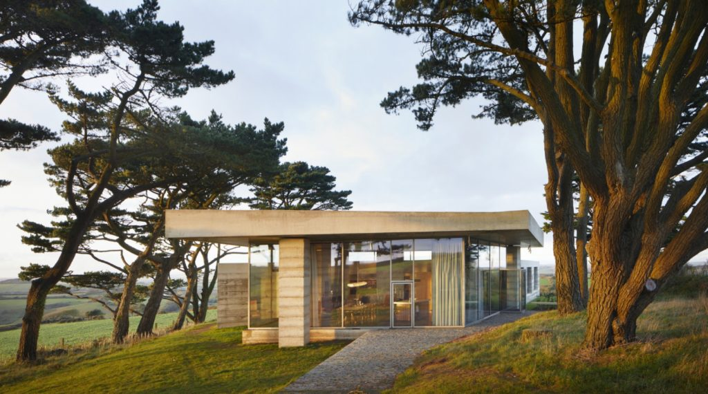 Secural Retreat, Peter Zumthor, Devon