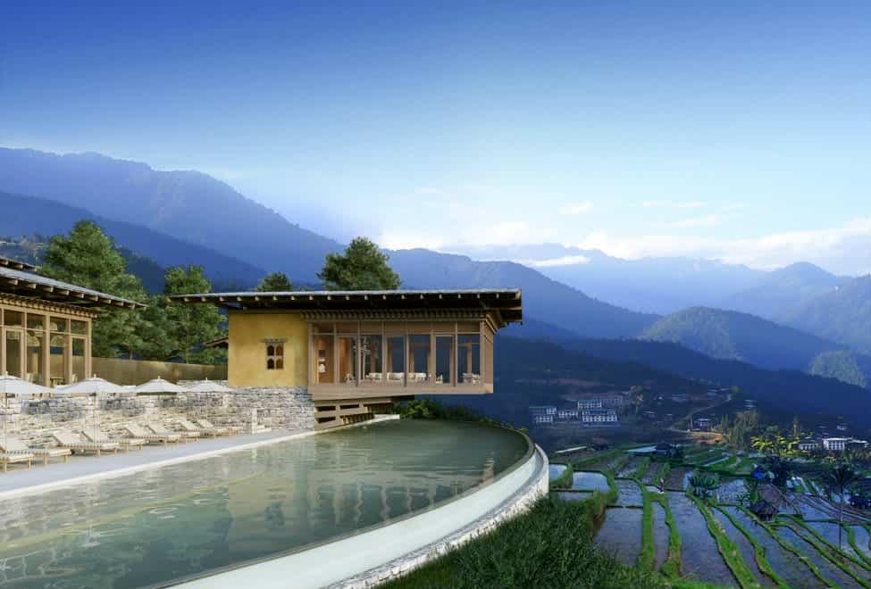 Six Senses, Bhútán: Punakha
