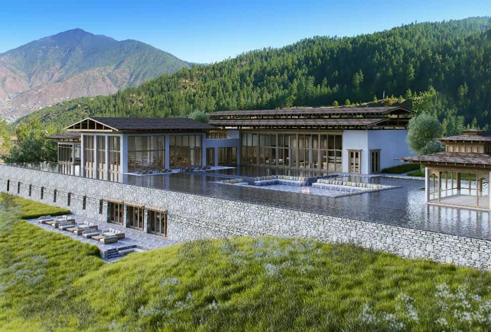 Six Senses, Bhútán: Thimphu