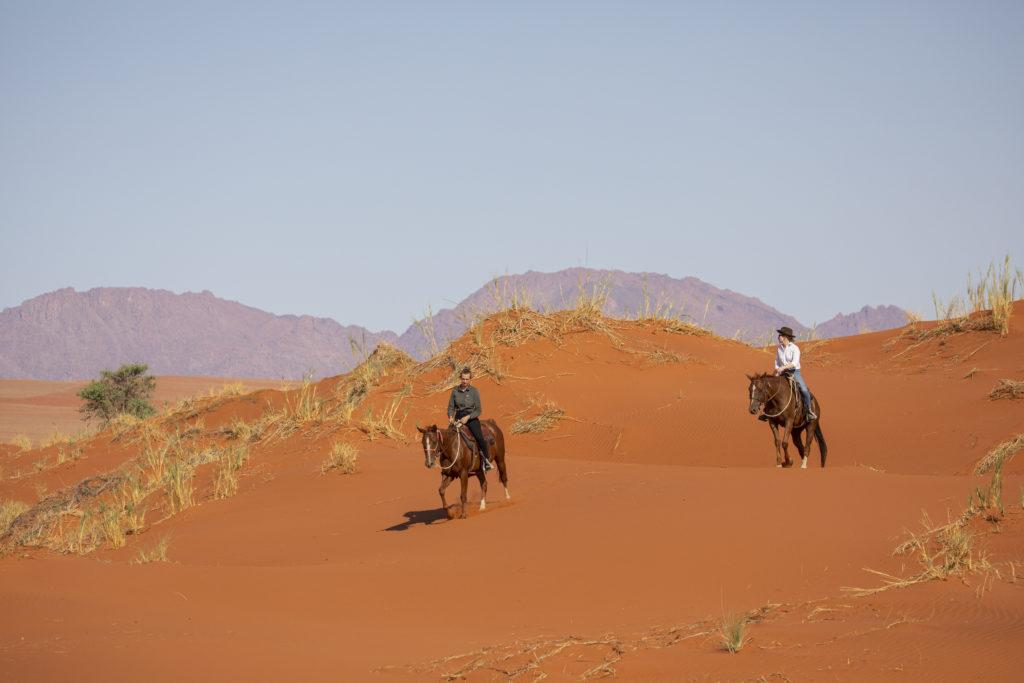 Kwesi Dunes: jízda na koni v dunách