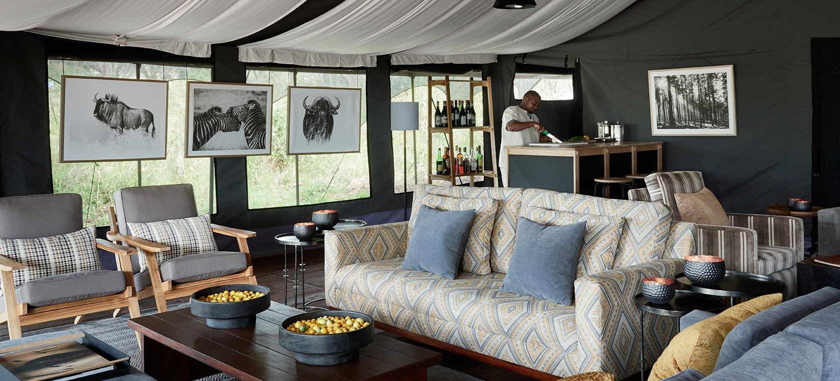 Sanctuary Swala: nejlepší čas pro safari.