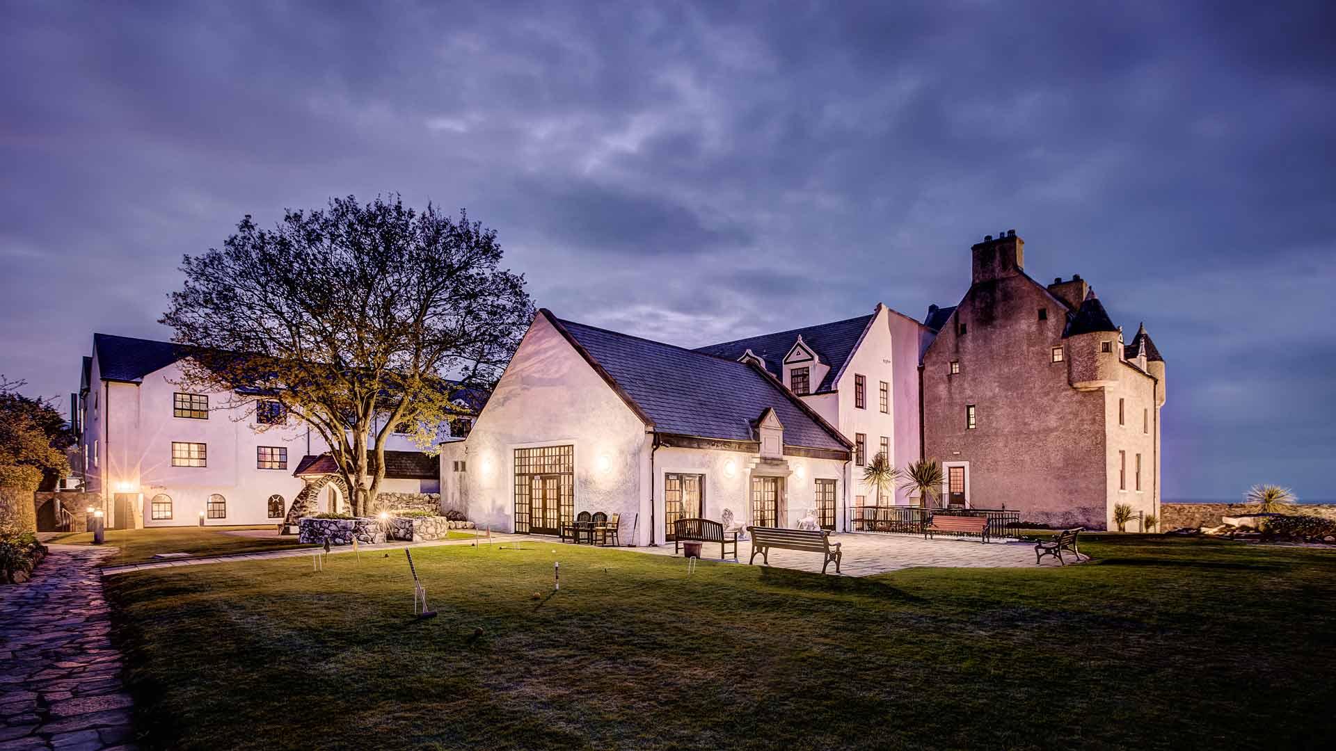 Ballygally Castle, Severní Irsko