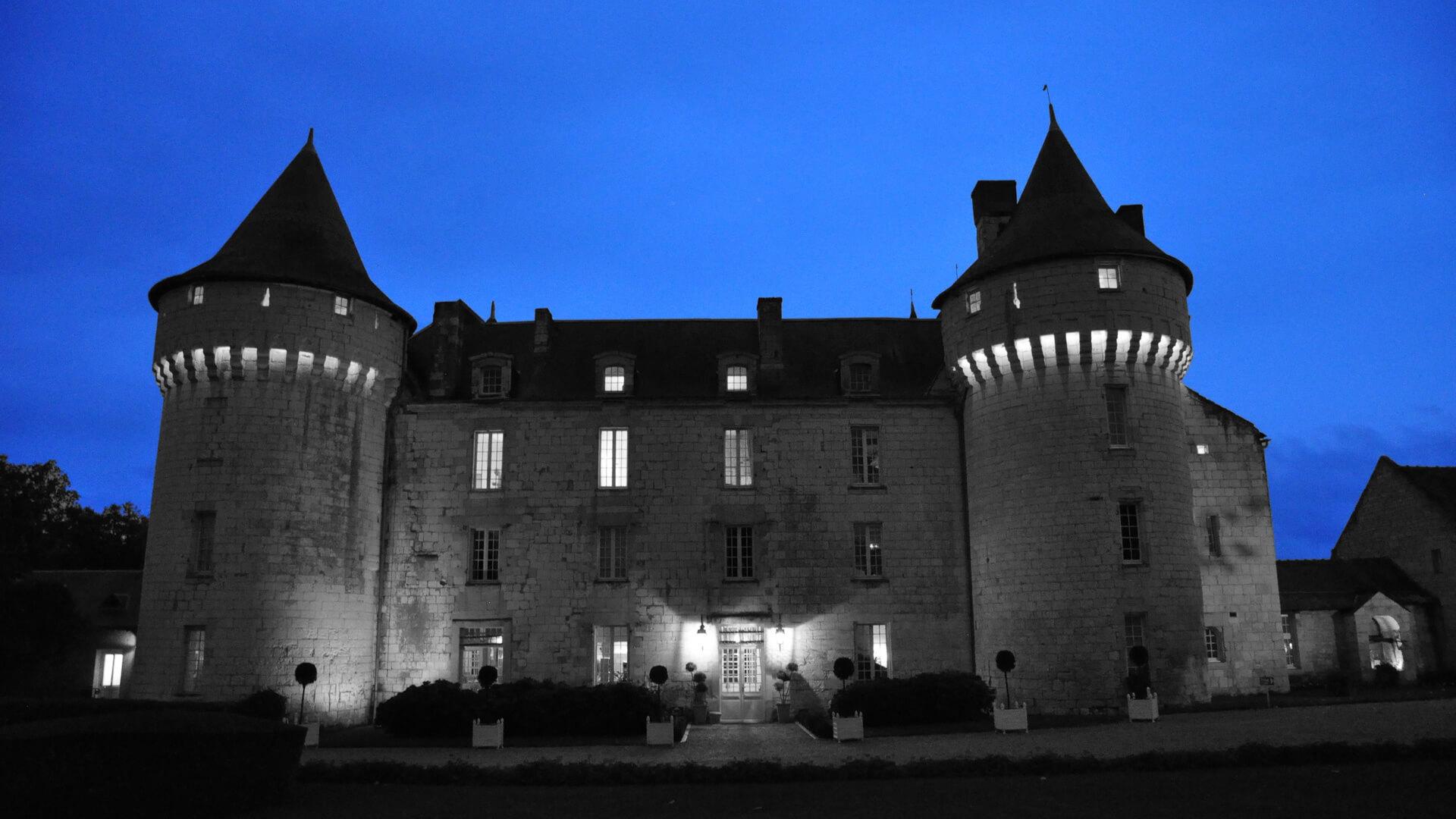 Chateau de Marcay, Francie