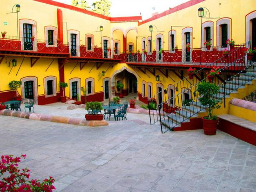 Mesón de Jobito, Mexiko
